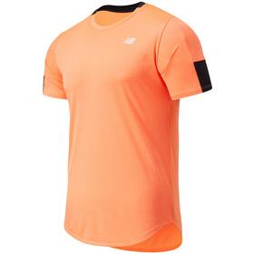 New Balance Fast Flight SS Shirt Men, naranja